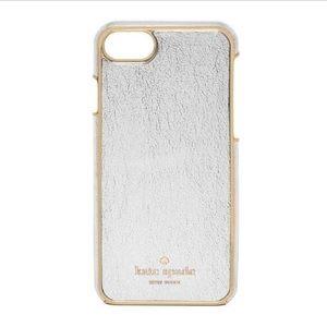 Kate Spade York Metallic Iphone 7/8 Plus Case